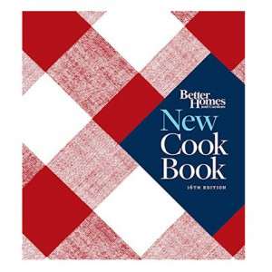 new cook book better homes